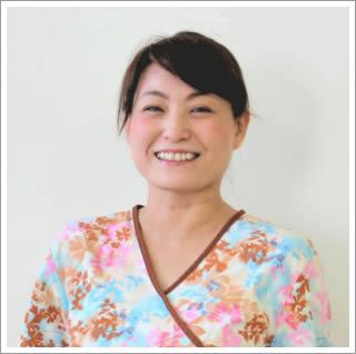あんしん病院病棟 看護師長 吉水 智栄