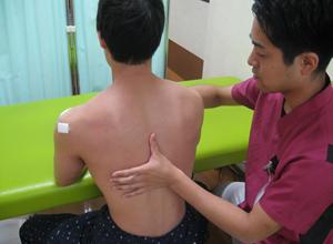 肩関節術後リハビリ