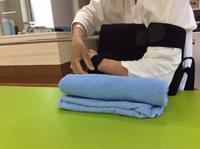腱板修復術後のリハビリ